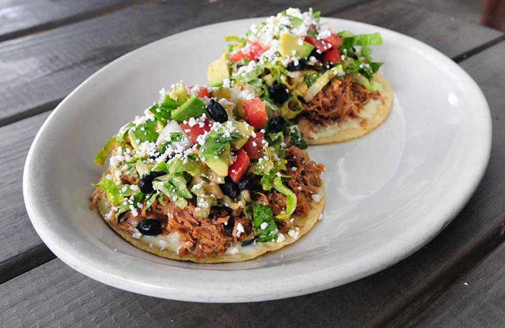 Dirty Tostadas